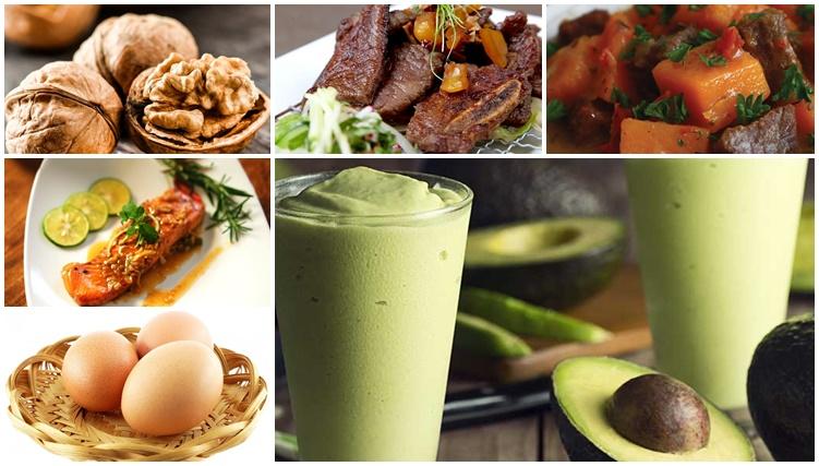 Những món ăn tốt cho thai nhi mẹ bầu nên thử-6