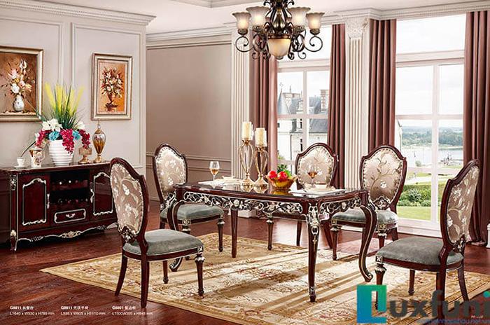 Những tiêu chí cần có của một bộ bàn ăn đẹp