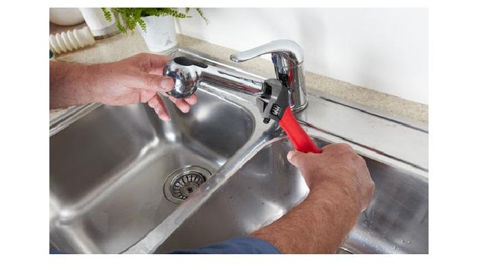 Vòi rửa bát nóng lạnh: sự cố và cách khắc phục-5