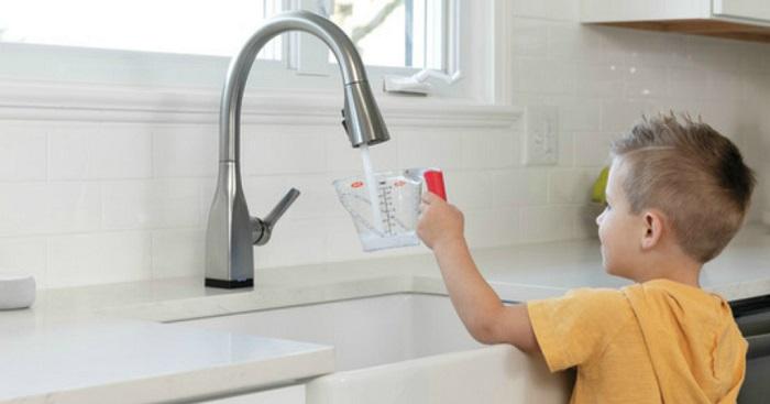 4 vấn đề bộ vòi rửa bát cảm ứng thường gặp-2