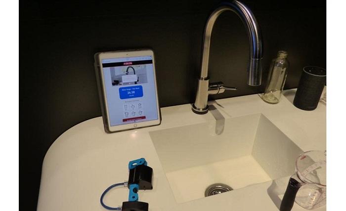 4 vấn đề bộ vòi rửa bát cảm ứng thường gặp-3