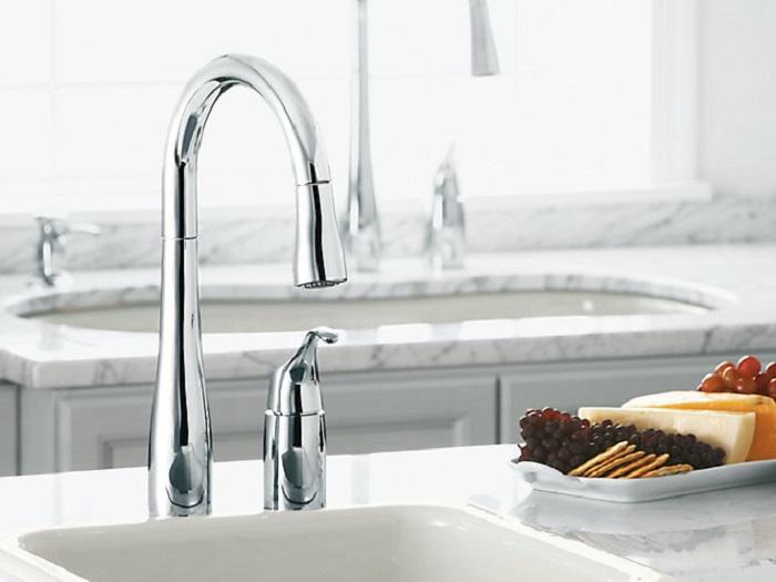 Kinh nghiệm chọn mua vòi nước rửa chén giá rẻ-4