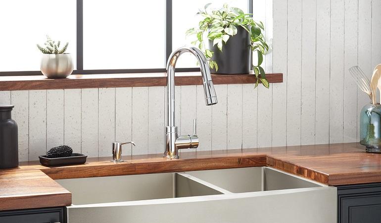 Vòi chậu rửa bát nào tốt mà bạn nhất định phải có trong nhà
