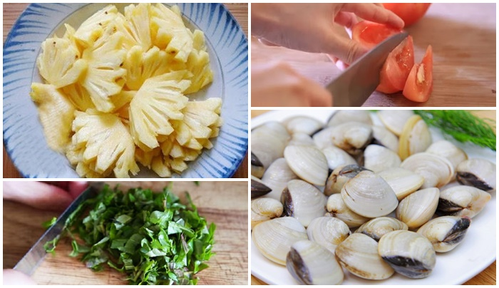 Canh ngao nấu chua, món ăn mùa hè miền Bắc-6