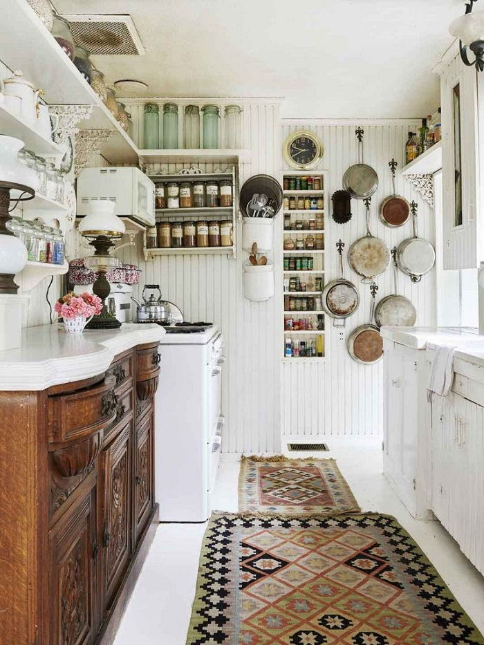 Cách sắp xếp nhà bếp gọn gàng sạch sẽ-1