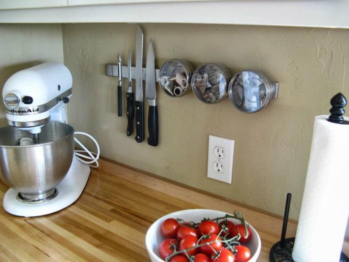 Cách sắp xếp nhà bếp gọn gàng sạch sẽ-3