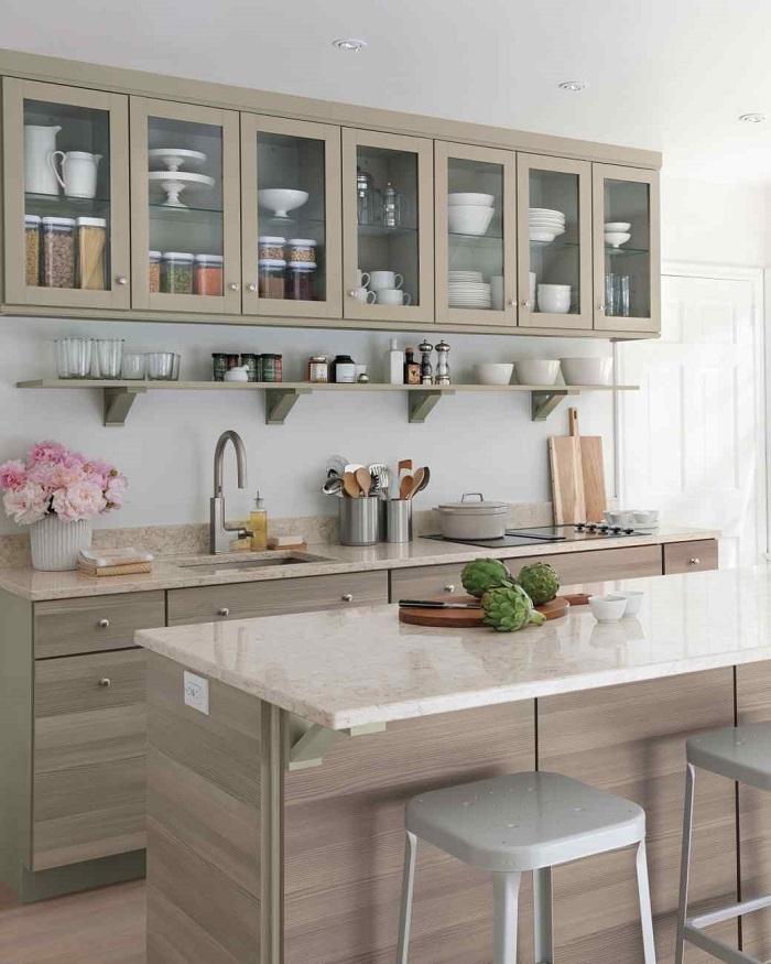 Cách trang trí nhà bếp gọn gàng bạn nên biết-1