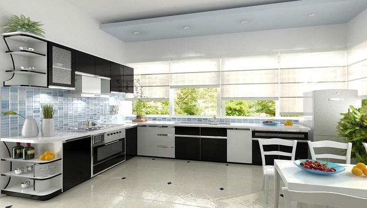 Cách trang trí nhà bếp gọn gàng bạn nên biết-7