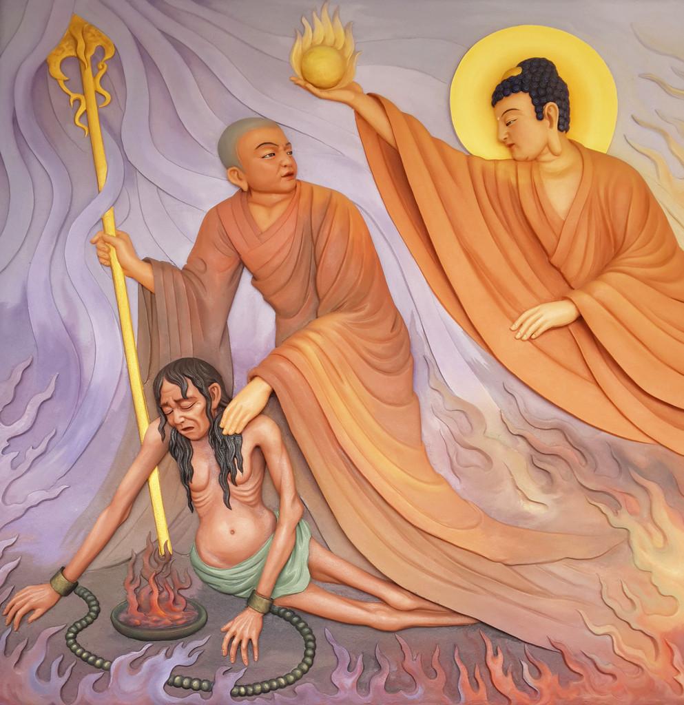 Mâm lễ cúng rằm tháng Bảy chuẩn phong tục Việt-1