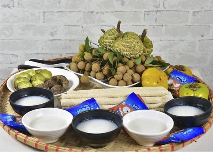 Mâm lễ cúng rằm tháng Bảy chuẩn phong tục Việt-4