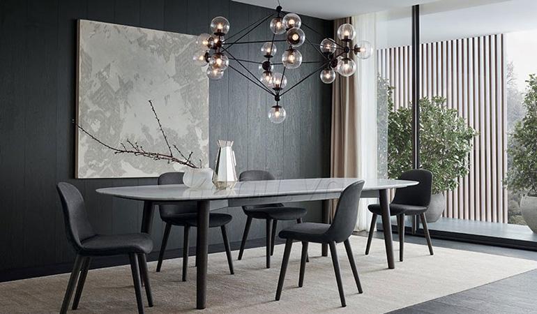Mẫu bàn ăn đẹp nào thích hợp cho không gian bếp nhà bạn?-10
