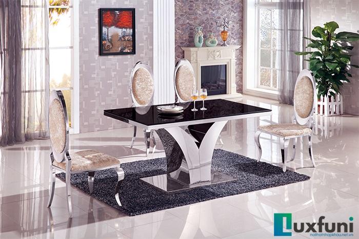 Mẫu bàn ăn đẹp nào thích hợp cho không gian bếp nhà bạn?-7