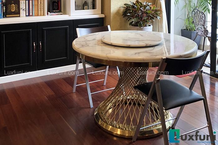 Mẫu bàn ăn đẹp nào thích hợp cho không gian bếp nhà bạn?