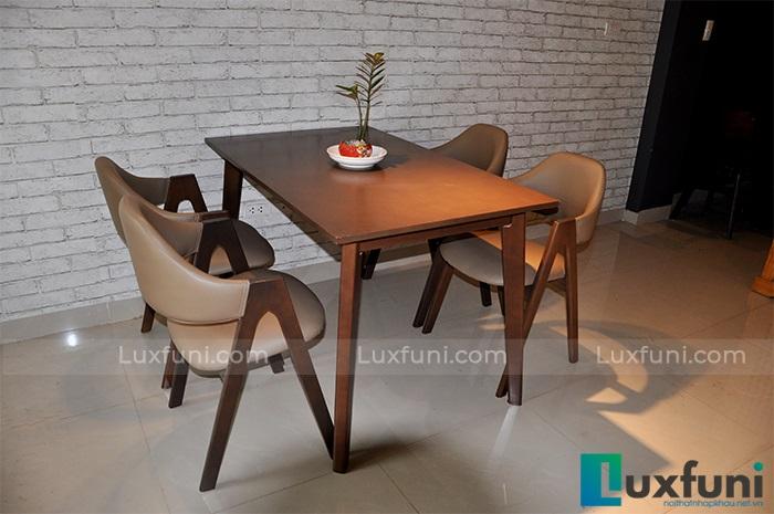 Những mẫu bàn ăn đơn giản mà đẹp mang phong cách hiện đại