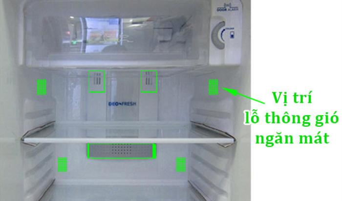 Tủ lạnh không lạnh - nguyên nhân và cách khắc phục-5