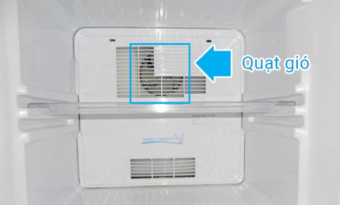 Tủ lạnh không lạnh - nguyên nhân và cách khắc phục-6