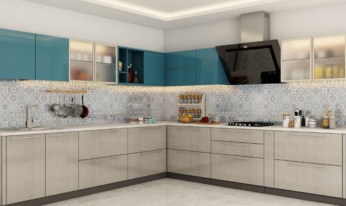 Thiết kế tủ bếp kịch trần – tối ưu không gian nhà bếp nhỏ-6