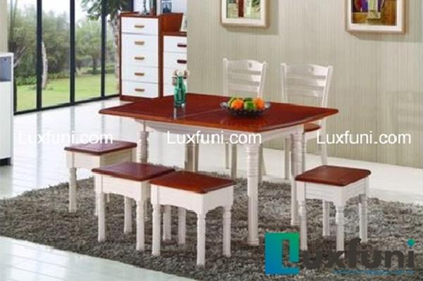 Tổng hợp chi tiết kích thước bàn ăn chuẩn hiện nay