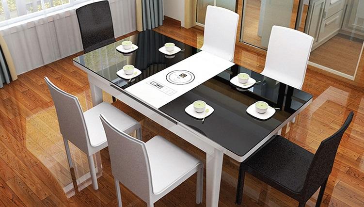 5 bộ bàn ăn 6 ghế hiện đại thiết kế đẹp thanh lịch-6