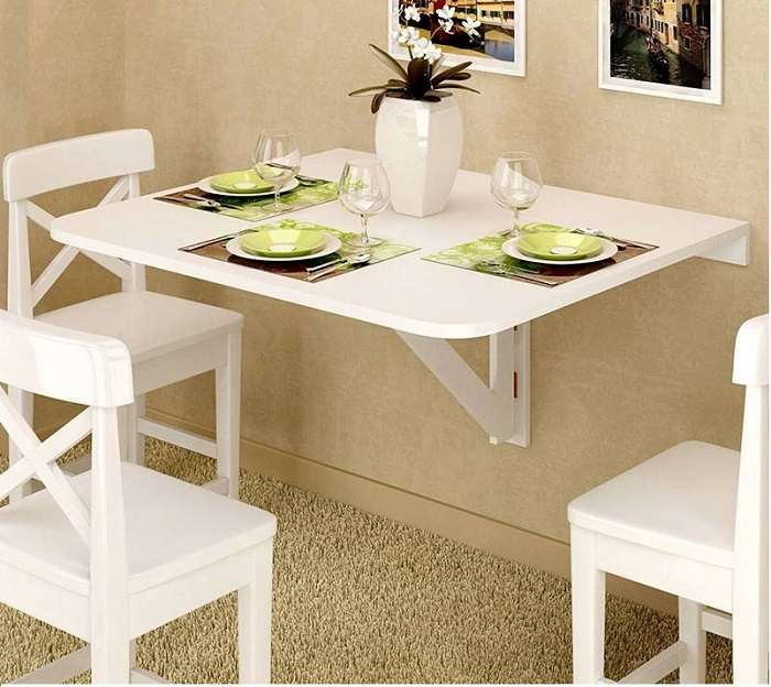 5 lý do nên lựa chọn bàn ăn thông minh gắn tường-2