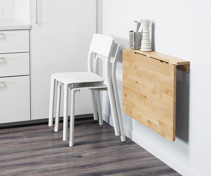 5 lý do nên lựa chọn bàn ăn thông minh gắn tường-6