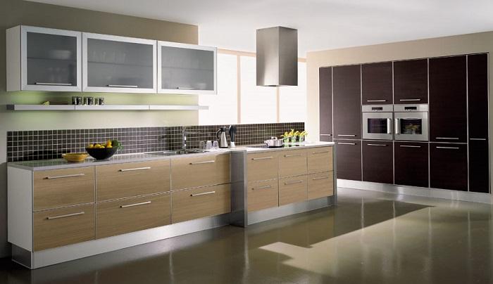 Choáng ngợp với những phòng bếp hiện đại đẹp đẳng cấp-1
