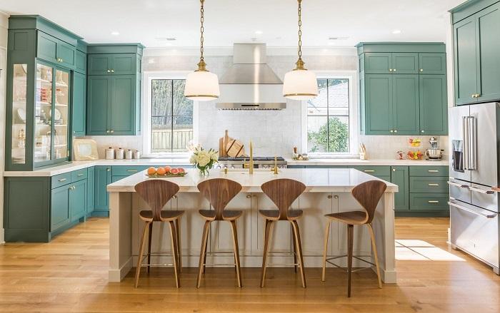 Choáng ngợp với những phòng bếp hiện đại đẹp đẳng cấp-10