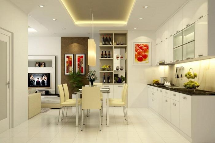 Choáng ngợp với những phòng bếp hiện đại đẹp đẳng cấp-2