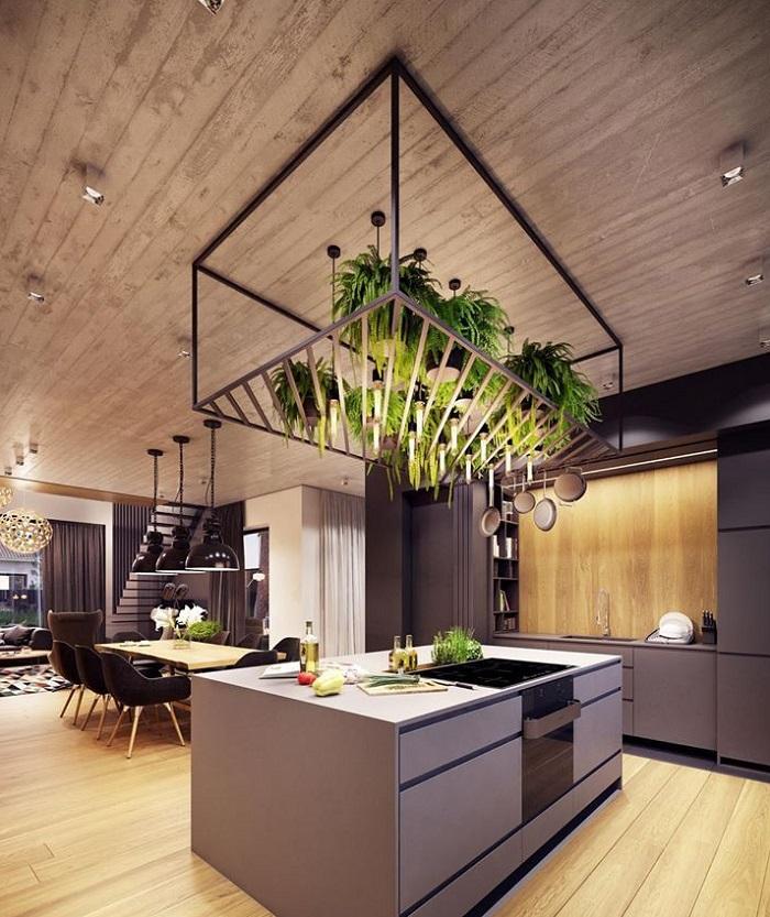 Choáng ngợp với những phòng bếp hiện đại đẹp đẳng cấp-5