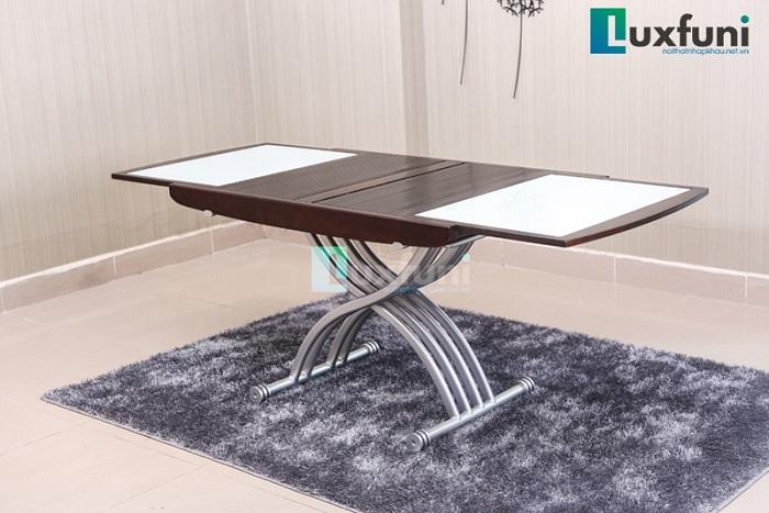 Những mẫu bàn ăn kéo dài siêu tiện lợi-5