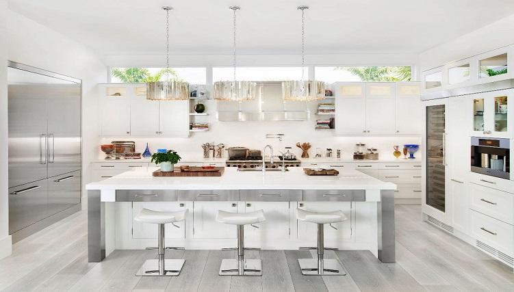 Những mẹo hay khi lựa chọn/thiết kế nội thất nhà bếp