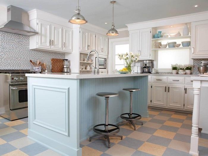 Những mẹo hay khi lựa chọn/thiết kế nội thất nhà bếp-4