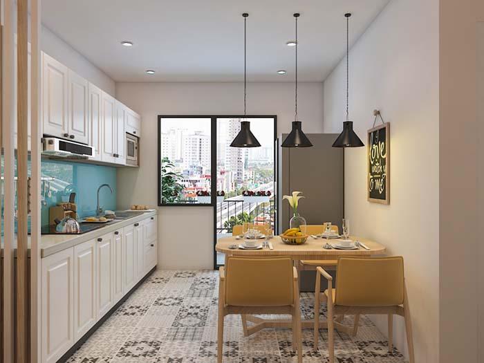 Những mẹo thiết kế nội thất phòng bếp cho không gian thêm hiện đại -2