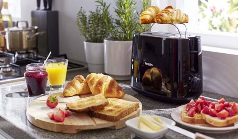 Top 3 lò nướng bánh mì gia đình giá rẻ và chất lượng nhất -1