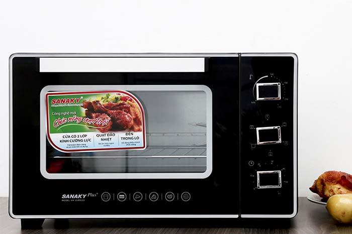 Top 3 lò nướng bánh mì gia đình giá rẻ và chất lượng nhất -2