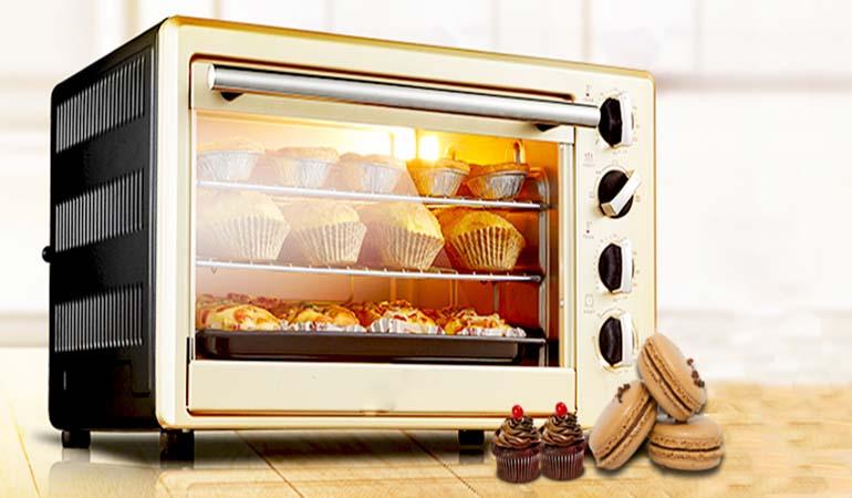 Tư vấn cách chọn mua lò nướng bánh phù hợp với gia đình bạn