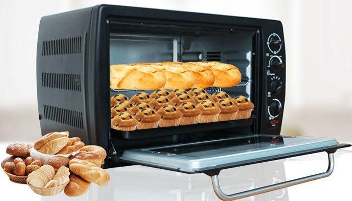 Tư vấn cách chọn mua lò nướng bánh phù hợp với gia đình bạn -2