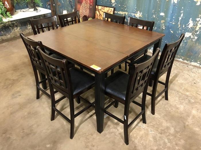 Tuyển tập những bộ bàn ăn 8 ghế hiện đại đẹp đẳng cấp-10