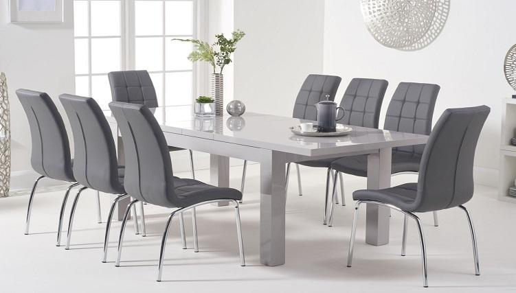 Tuyển tập những bộ bàn ăn 8 ghế hiện đại đẹp đẳng cấp-3