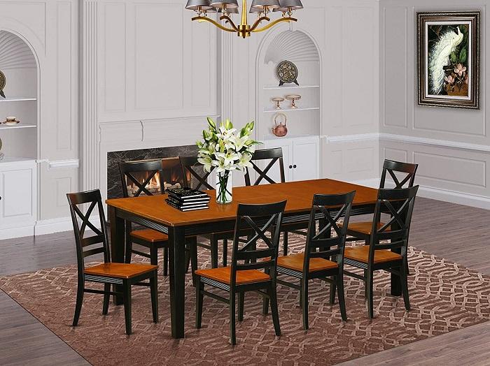 Tuyển tập những bộ bàn ăn 8 ghế hiện đại đẹp đẳng cấp-5