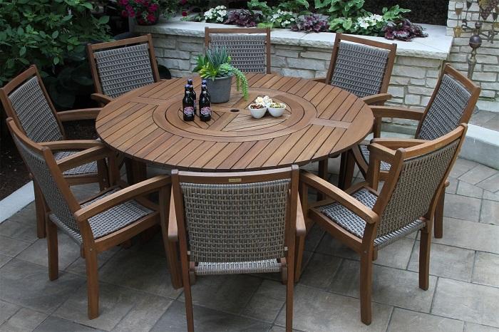 Tuyển tập những bộ bàn ăn 8 ghế hiện đại đẹp đẳng cấp-7