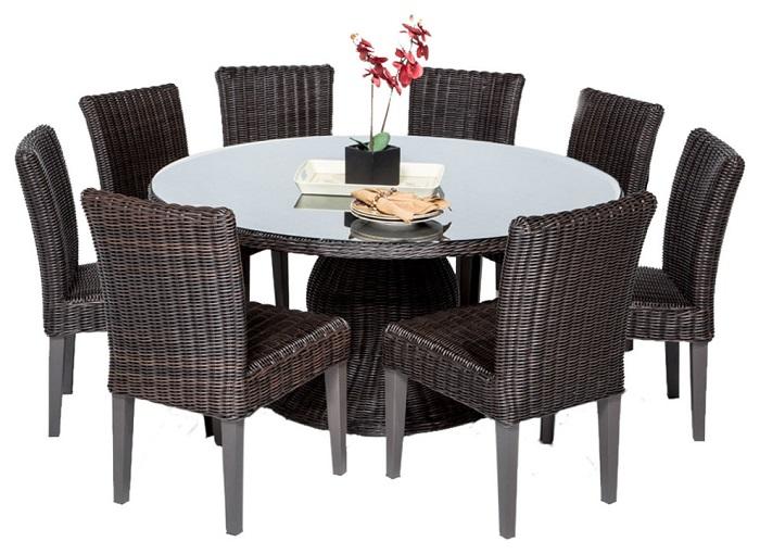 Tuyển tập những bộ bàn ăn 8 ghế hiện đại đẹp đẳng cấp-8