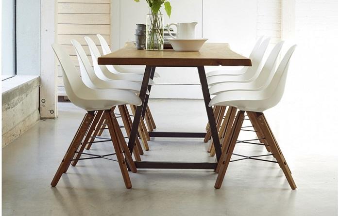 Tuyển tập những bộ bàn ăn 8 ghế hiện đại đẹp đẳng cấp-9