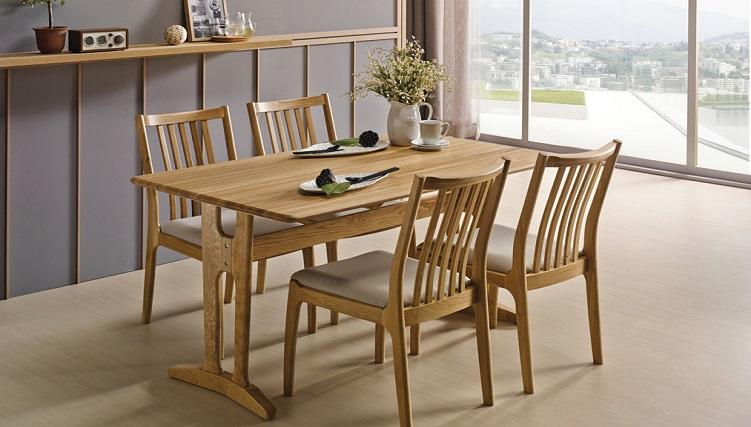 Những mẫu bàn ăn gỗ đẹp hiện đại và sang chảnh