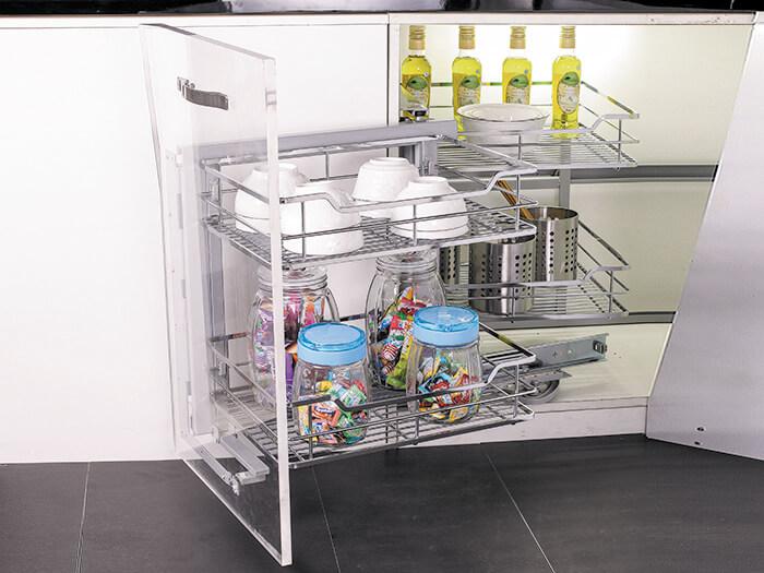 Mâm xoay tủ bếp GS01.80C