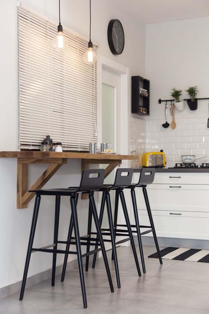 Những ý tưởng bàn ăn cho nhà nhỏ độc đáo và tiết kiệm diện tích -6