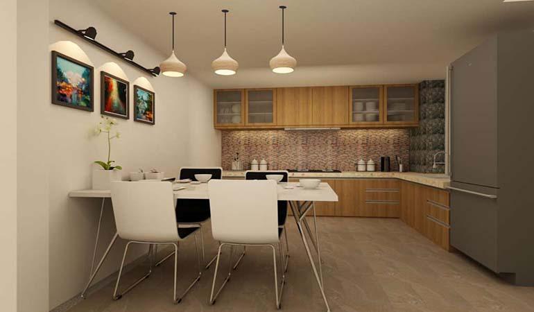 Xu hướng chọn gạch ốp tường phòng bếp đẹp [2021]