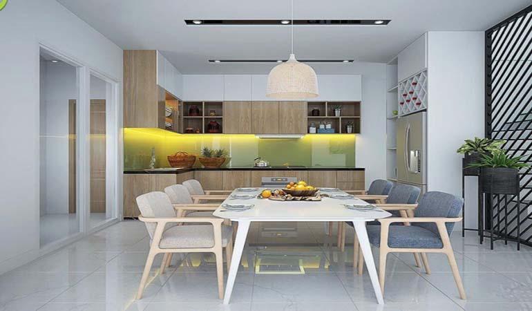 5 điều cần biết để lựa chọn bộ bàn ăn phù hợp với căn bếp nhà bạn