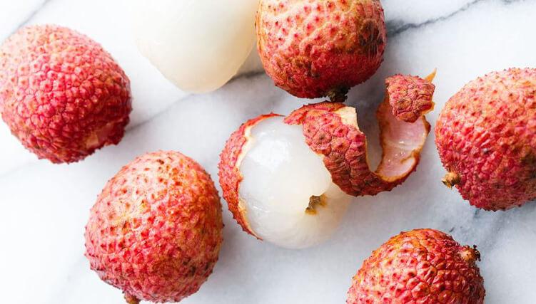 Tuyệt chiêu ăn trái vải mà không sợ bị nóng