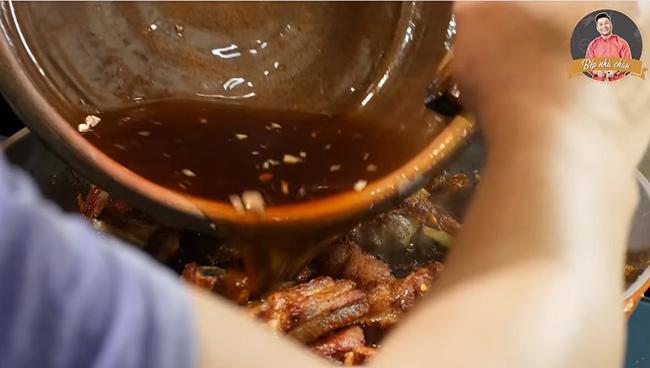 Cách nấu sườn xào chua ngọt